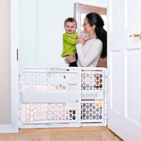 Evenflo Memory Fit Gate, White