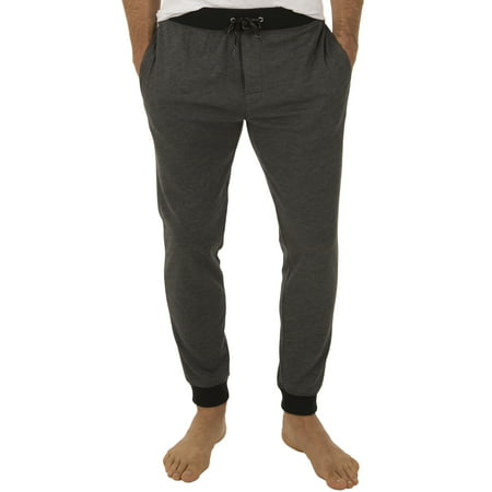 Fruit of the Loom Men's Poly Rayon Jogger Sleep Pant (Mans Onesie)
