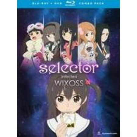 Selector Infected Wixoss: Complete Series (Blu-ray + DVD)
