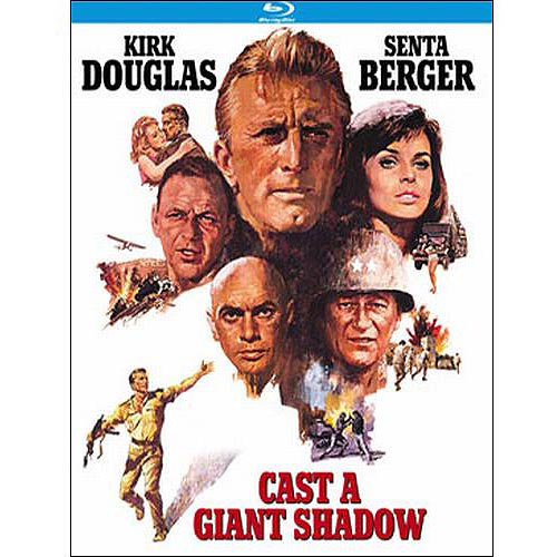 Cast A Giant Shadow (1966) (Blu-ray) (Widescreen)