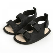 Baby Cute Fashion Sandals, Soft Bottom and Anti Slip Toddler Shoes, 12-18 Months