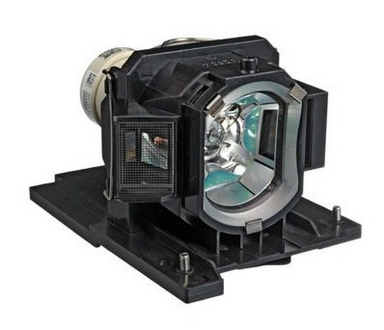 Projector Lamp Assembly with Genuine Original Philips UHP Bulb inside. CP-S225W Hitachi Projector Lamp Replacement
