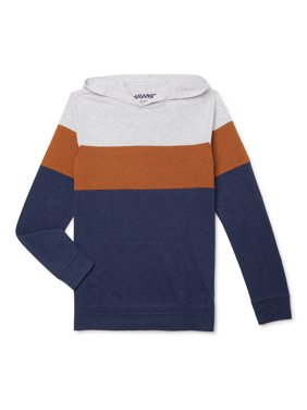 Tony Hawk Boys Colorblock Pullover Hoodie Sizes 4-16