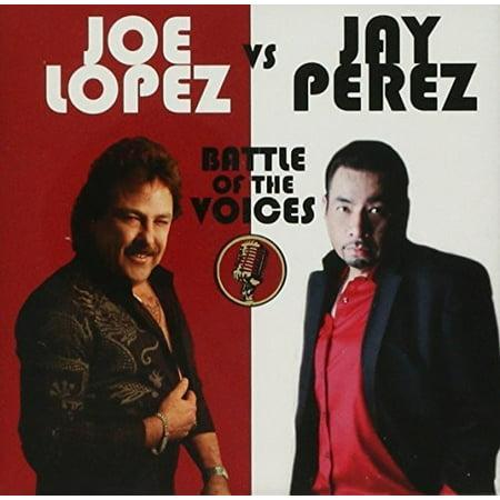Joe Lopes Vs Jay Perez: Battle Of The Voices (Party City Joe Battle)