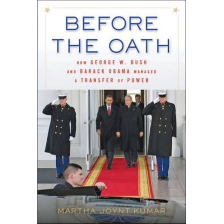 Before The Oath  How George W  Bush And Barack Obama Managed A Transfer Of Power