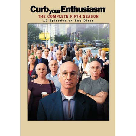 Curb Your Enthusiasm: The Complete Fifth Season (DVD)](Curb Your Enthusiasm Halloween)