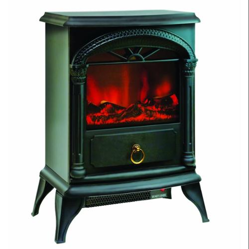 "Comfort Zone Czfp4 21.5"" Fireplace Electric Stove"