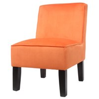 A&B Home Carmine Accent Chair, Orange