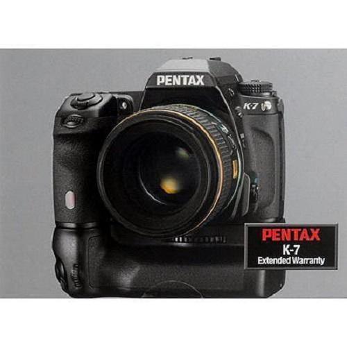 Pentax K-7 Extended Warranty +2 Years - 80250