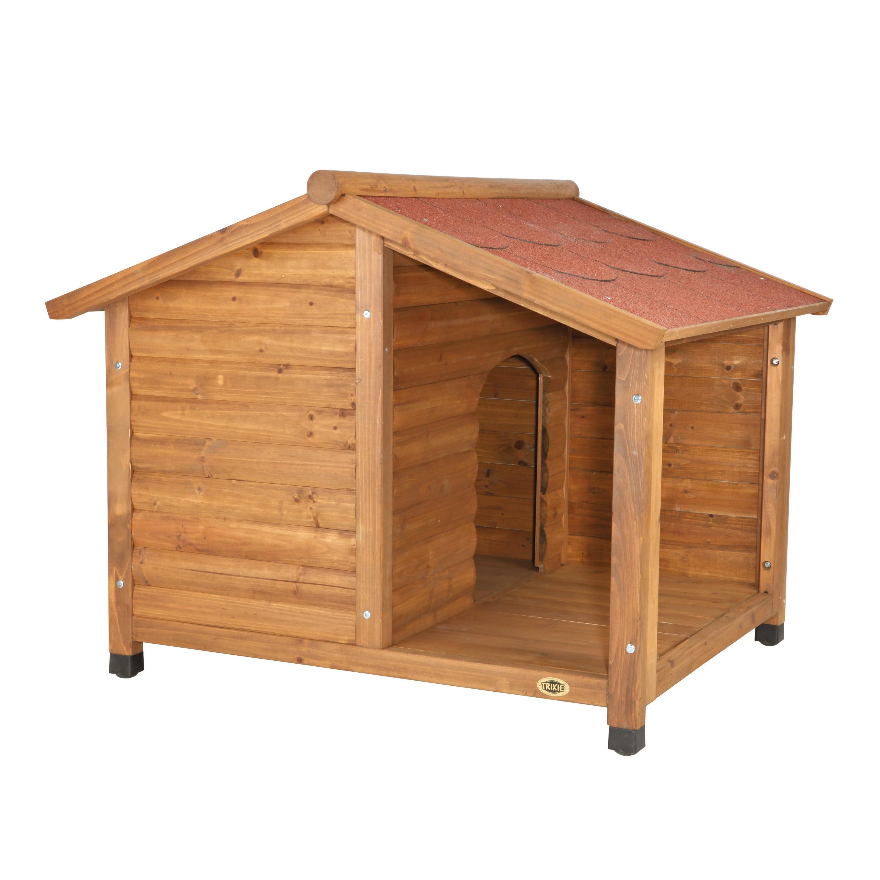 Trixie Pet Rustic Dog House (L)