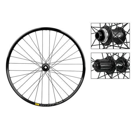 Mavic XC717 Mountain Wheels 26x1.5 Shimano M678 CL Disc Hubs 8-10