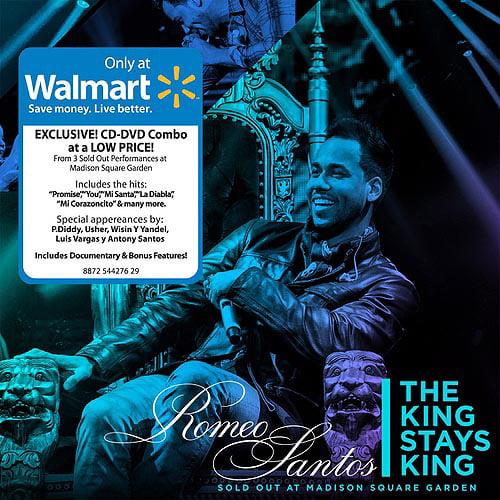 Santos Romeo - King Stays King [CD]
