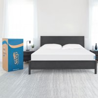 Sleep Innovations Sage 8-inch Cooling Gel Memory Foam Mattress, Bed in a Box, Multiple Sizes