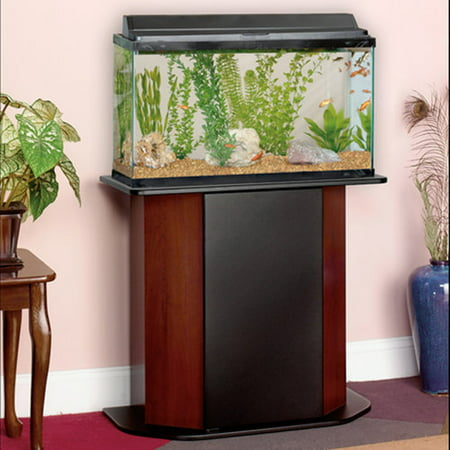Aqua Culture Deluxe Aquarium 20 29 Stand  1 Ct