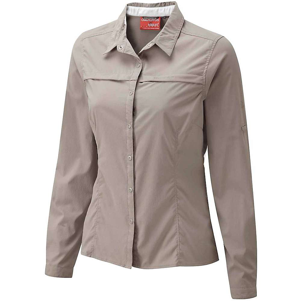 Craghoppers Women's Nosilife Pro LS Shirt