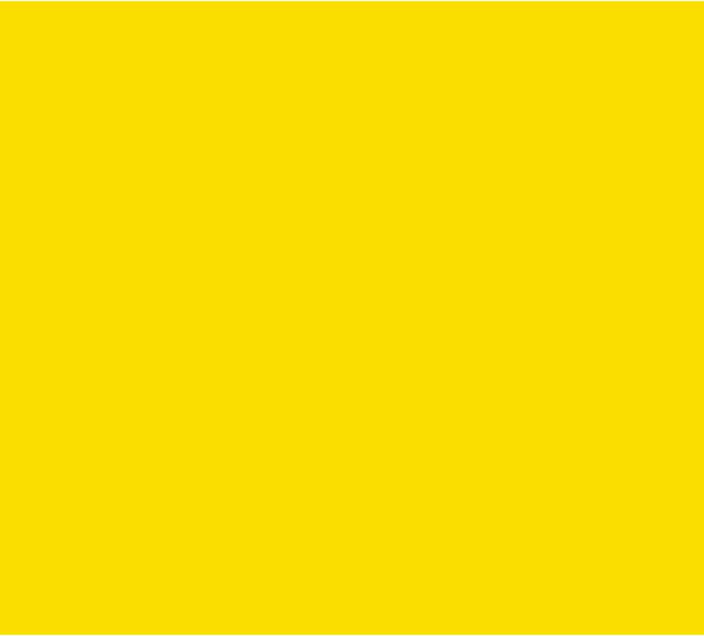 "BAZIC Yellow Foam Board 20"" X 30"" 25Pcs by DDI"