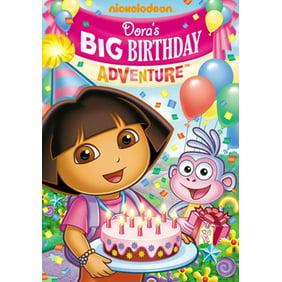 Pleasing Dora The Explorer Summer Explorer Dvd Walmart Com Walmart Com Personalised Birthday Cards Xaembasilily Jamesorg