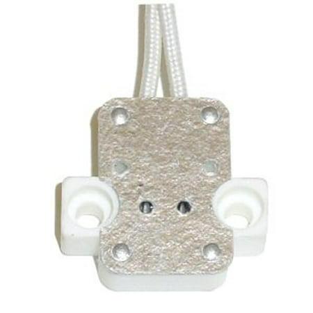 Mr16 Socket - Westinghouse 11107 - 11107 MR16 Ceramic Socket with 5
