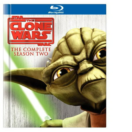 Star Wars: The Clone Wars: The Complete Season Two (Blu-ray)