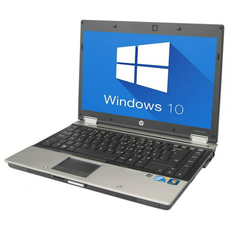 Refurbished HP Elitebook 8440p Laptop Notebook, Intel Core i5 2.4GHz, 8GB DDR3, 500GB SATA HDD, DVDRW, Windows 10 Home 64bit w/ Restore Partition
