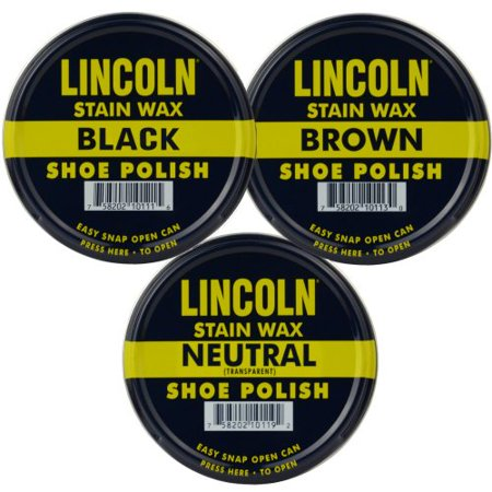 Lincoln Shoe Polish Reviews