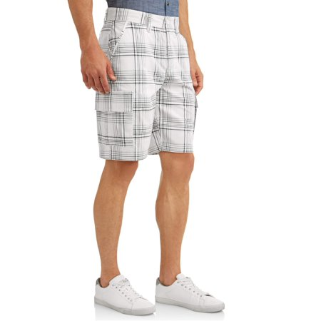 Polo Plaid Shorts (George Men's Cargo Short)