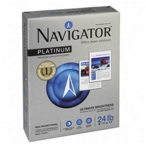 Navigator Platinum Copy & Multipurpose Paper SNANPL1124