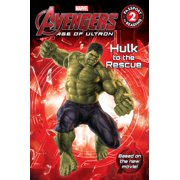Marvel's Avengers: Age of Ultron: Hulk to the Rescue - eBook