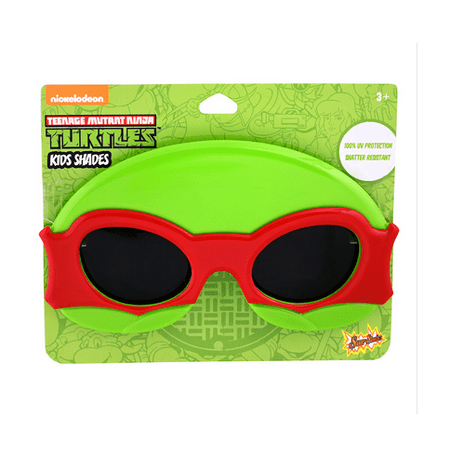 Party Costumes - Sun-Staches - Kids Super Hero Shades - TMNT Red SG2418](Tmnt Party Decor)