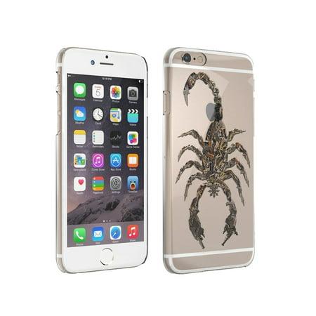 - KuzmarK iPhone 6 Plus Rubber Cover Case - Scorpion Guns