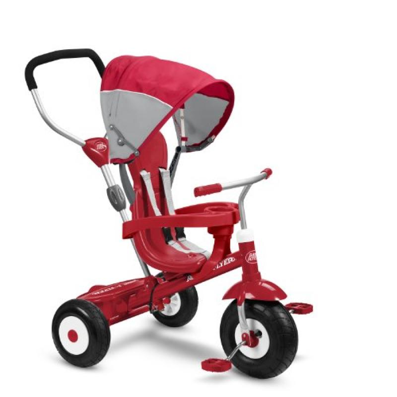 Radio Flyer All-Terrain Stroll 'N Trike Ride On by