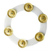 moobody Percussion Drum Cymbal with Ching Ring Cymbal Pack Musical Instrument Accessory