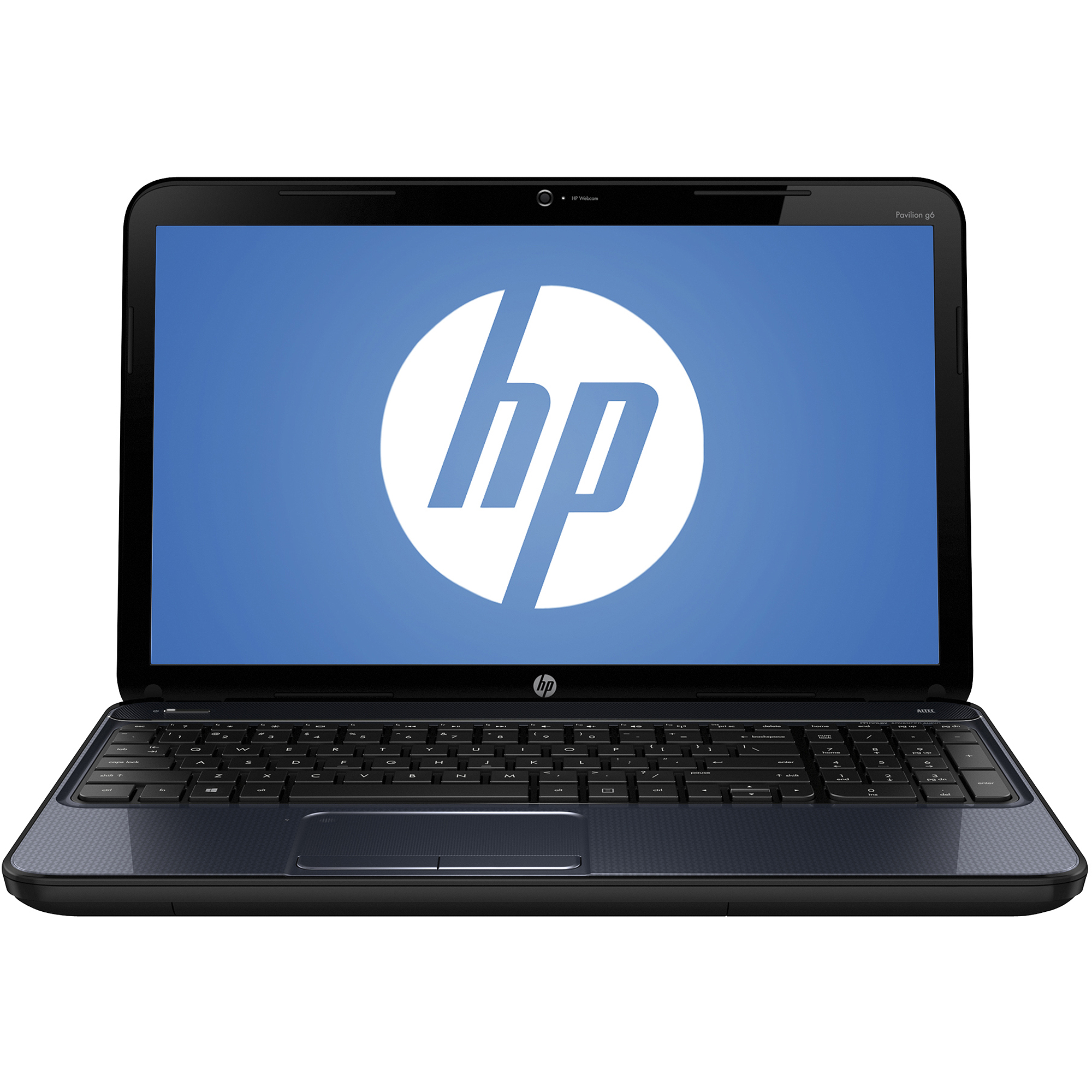 Refurbished HP Winter Blue 15.6 Pavilion g6-2249WM Laptop PC with AMD A6-4400M Accelerated Processor and Windows 8 Operating Sys