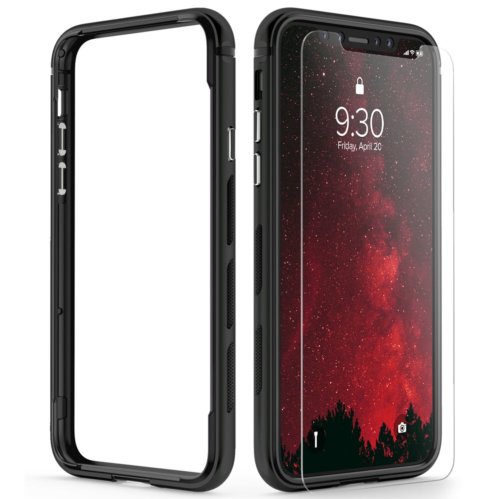 Zizo SHOCK Series compatible with iPhone X Case Military ...