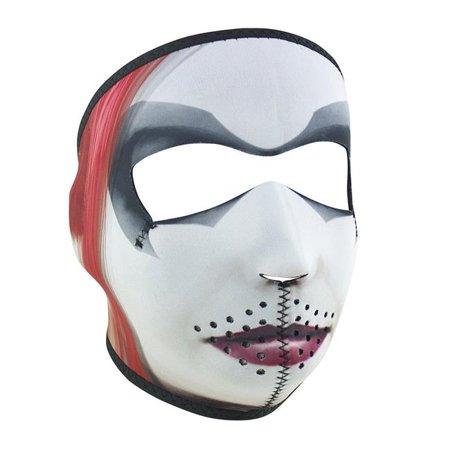 Zan WNFM410 Dr. Q, Unisex-Adult Full Mask