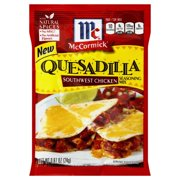 McCormick Southwest Chicken Quesadilla Seasoning Mix