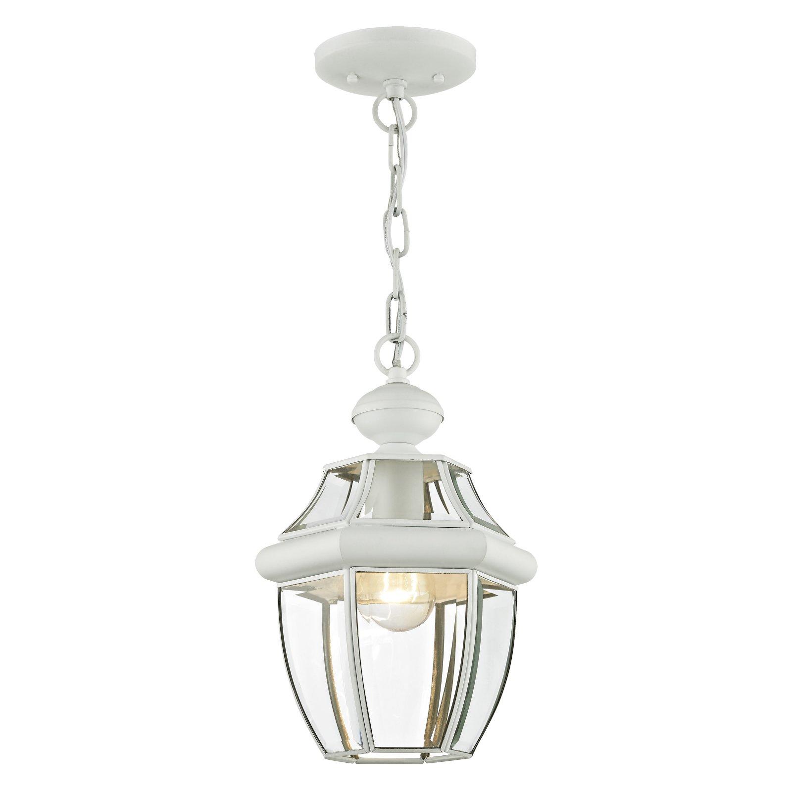 Livex Lighting Monterey 1 Light Outdoor Chain Lantern
