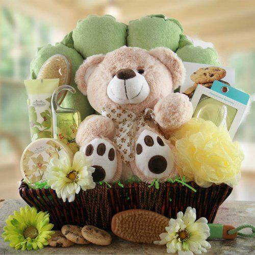 Beary Special Mom Gift Basket