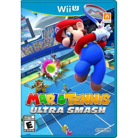 (Wii-U) Mario Tennis: Ultra Smash (Super Mario Smash)