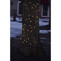 Northlight 150 ct. LED Net Style Tree Trunk Wrap Lights with Brown Wire