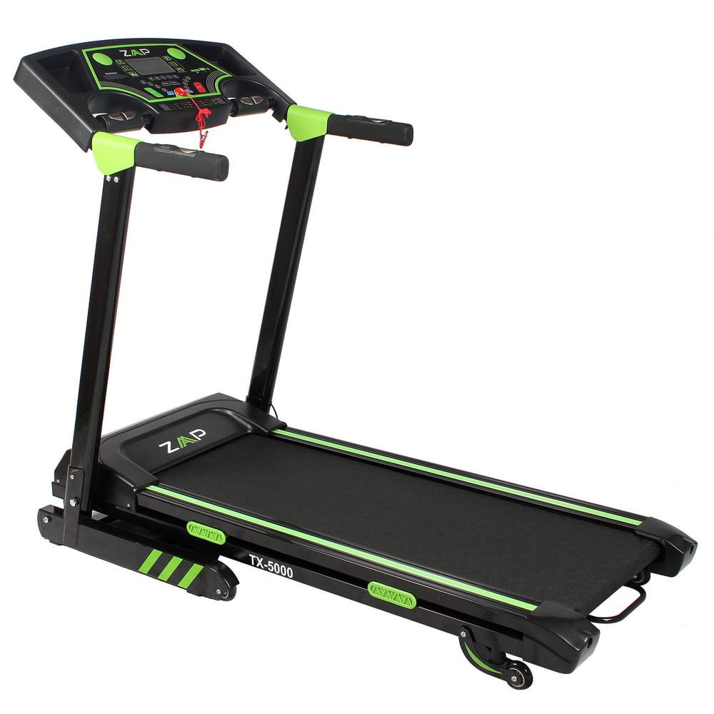 ZAAP TX5000 1470W Electric Motorized Treadmill Running Machine