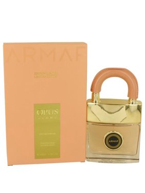 Armaf 538273 Opus by Armaf Eau De Parfum Spray for Women, 3.4 oz