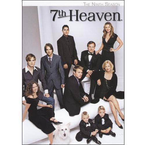 7TH HEAVEN-9TH SEASON COMPLETE (DVD/5DISCS)