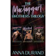 The MacTaggart Brothers Trilogy - eBook