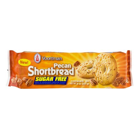 Voortman Sugar-Free Pecan Shortbread Cookies, 8 Oz.](Make Easy Halloween Sugar Cookies)