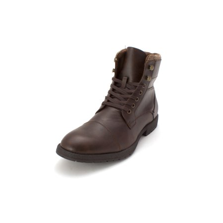 Arizona Jean Co Womens Gable Closed Toe Ankle Fashion Boots, Brown, Size 11.0