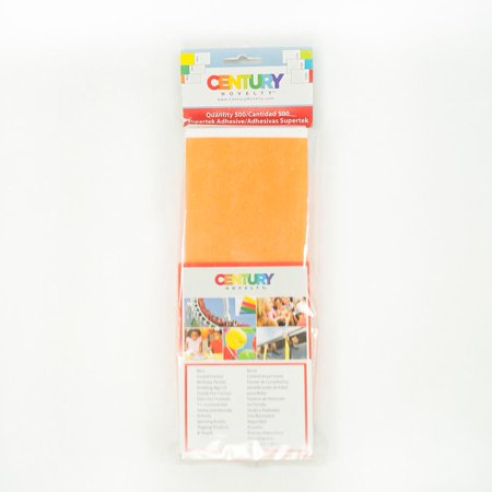 Tyvek Event Wristbands - 500 Orange Tyvek Security Wristbands