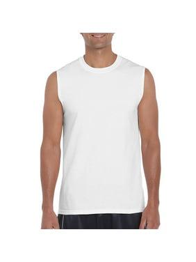 9aa6bc86711d8 Product Image Gildan Men s Ultra Cotton Sleeveless T-Shirt - G2700