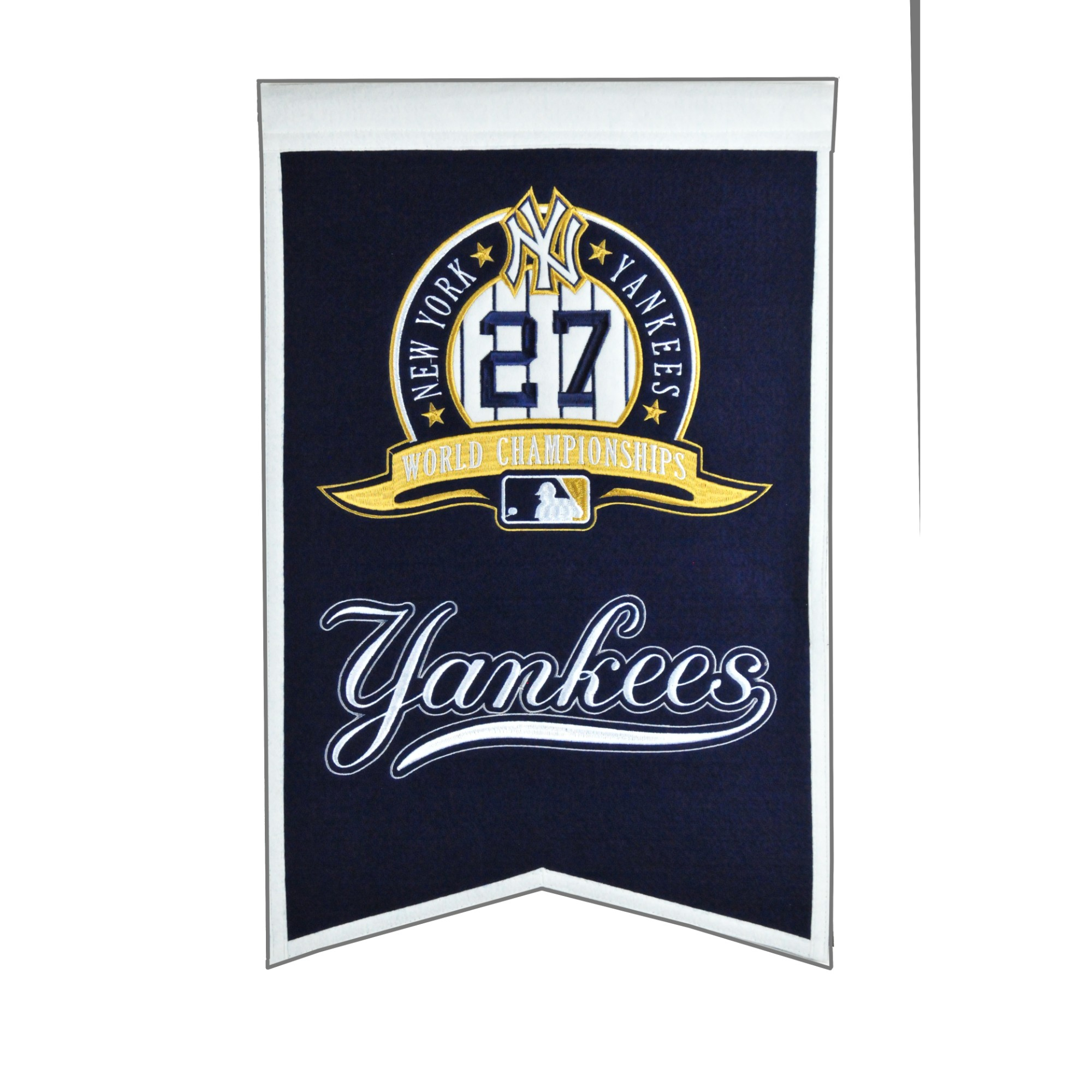 Winning Streak - MLB Champions World Series Banner, New York Yankees