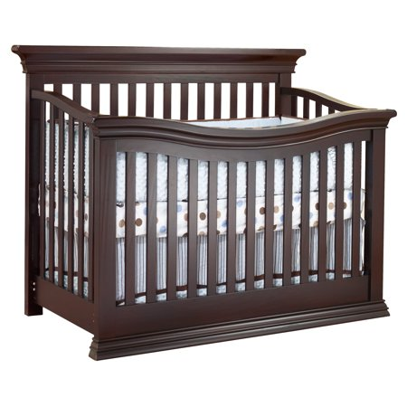 Sorelle Verona 4 In 1 Flat Panel Convertible Crib